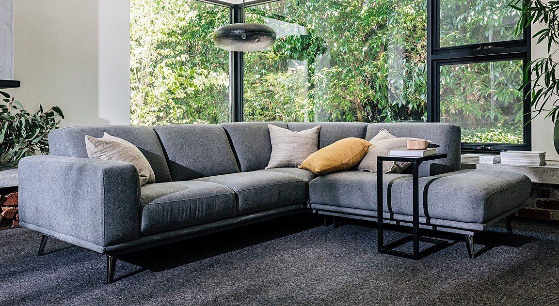 Uptown Modular Plush Sofas Furniture Modular Sofa Living Room Lounge Suites Modular Sofa
