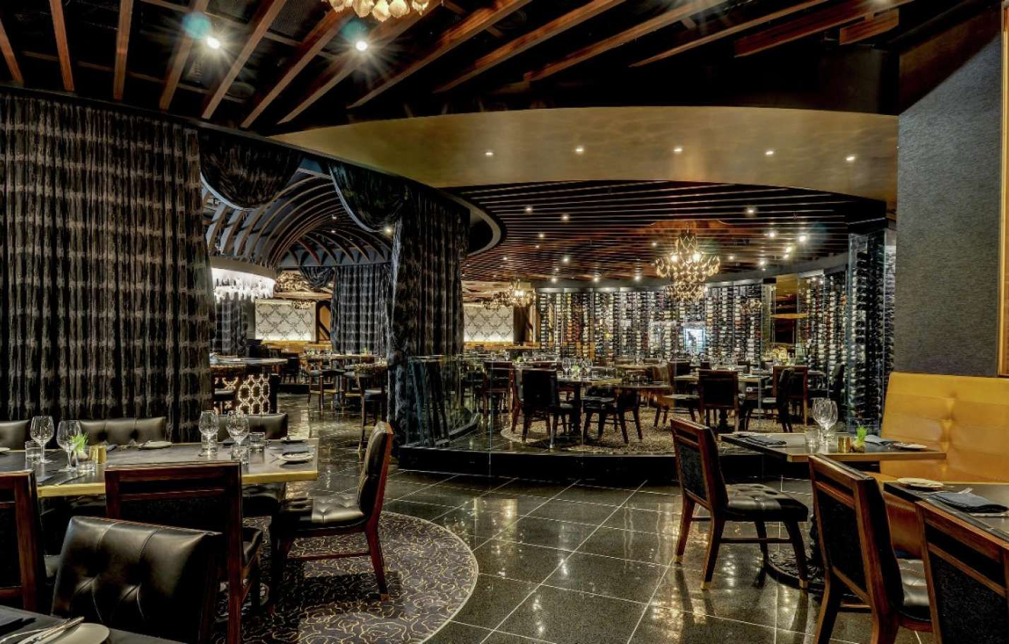 Steak Restaurant Jean Georges Steakhouse Aria Resort Casino Vegas Restaurants Steakhouse Aria Las Vegas