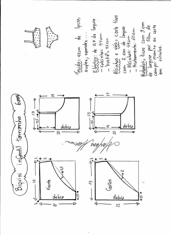 Pin de Maru Mendoza en Patrones de costura | Pinterest | Sewing ...