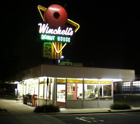 This Is A Blog About Historic Restaurants In The Pomona Ontario Area Of California That Are No Longer Museum Of Neon Art California History American Road Trip