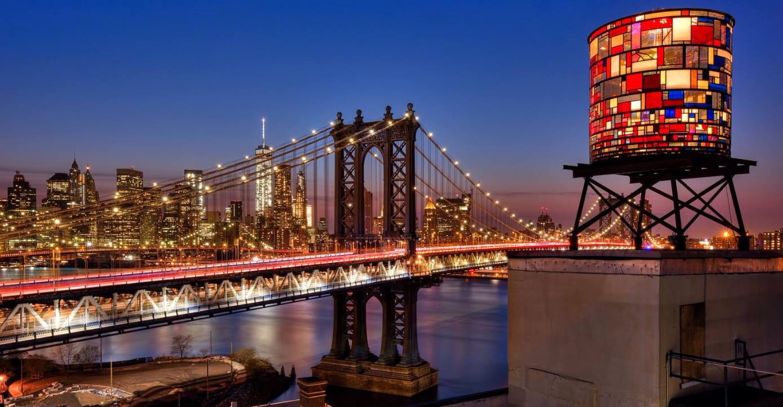 Manhattan bridge | NYC