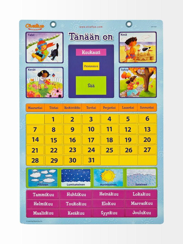 Oivallus Oppimiskalenteri - Oivallus
