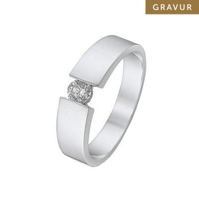 CHRIST Diamonds Damenring 60001839target= | Diamant