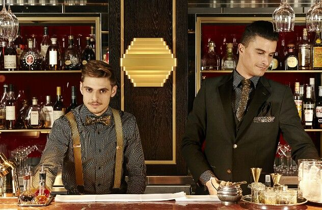 Mixologist and Bar Back uniform Uniform Miao Pinterest - bar manager