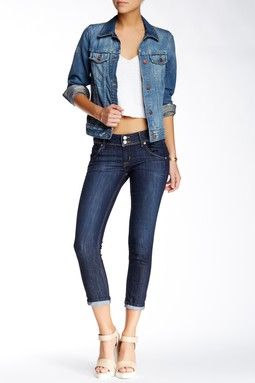 Collin Cropped Skinny Jean