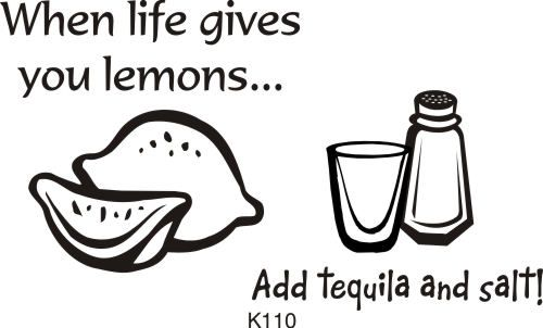 Lemons and Tequila