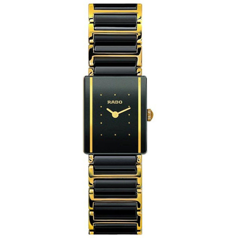 Rado Women S R20383162 Integral Two Tone Stainless Steel Watch Stainless Steel Watch Luxury Watches For Men Stainless Steel Case
