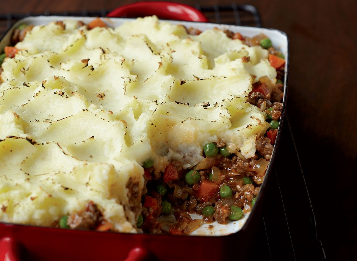 Healthy And Hearty Shepherd S Pie Recipe Eat This Not That Recipe Ground Beef Recipes Healthy Healthy Ground Beef Shepherds Pie Recipe
