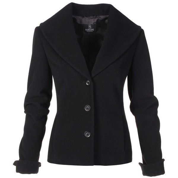 Blazer ❤ liked on Polyvore featuring outerwear, jackets and blazers