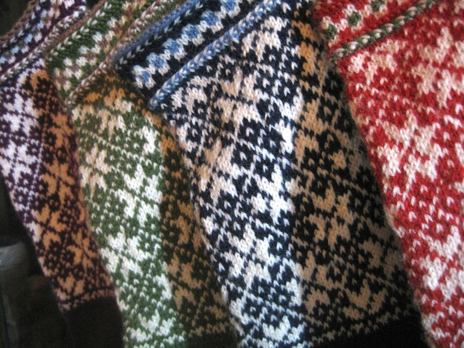 My familys handknit christmas stockings pattern is christmas in my familys handknit christmas stockings pattern is christmas in tallinn by nancy bush bankloansurffo Choice Image