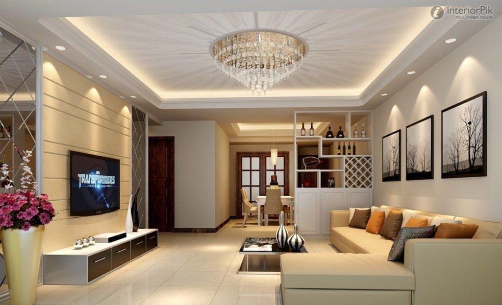Install A Fancy Chandelier Ceiling Design Modern Ceiling Design