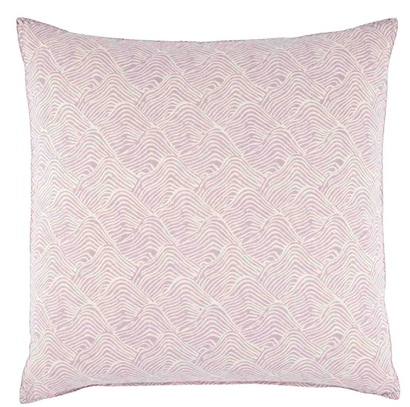 John Robshaw Lavender Decorative Pillow Modern cushions