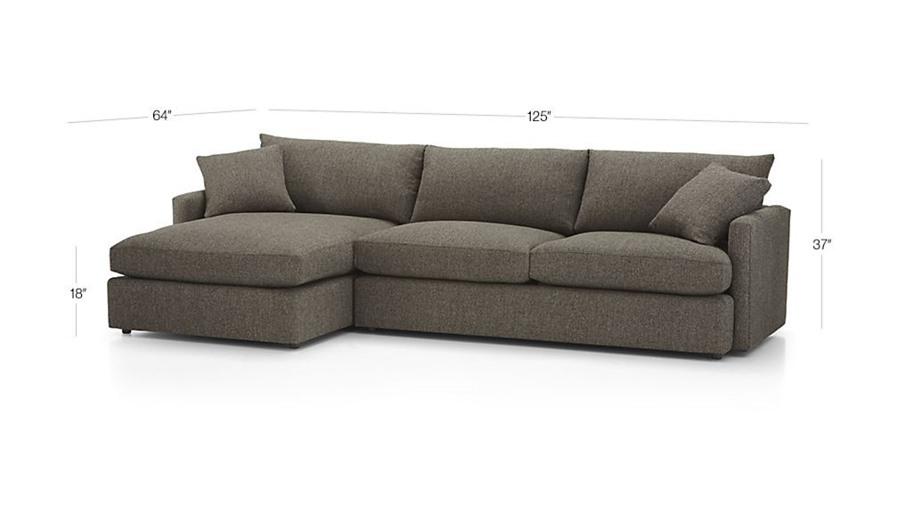 Lounge Ii Pee 2 Piece Sectional Sofa
