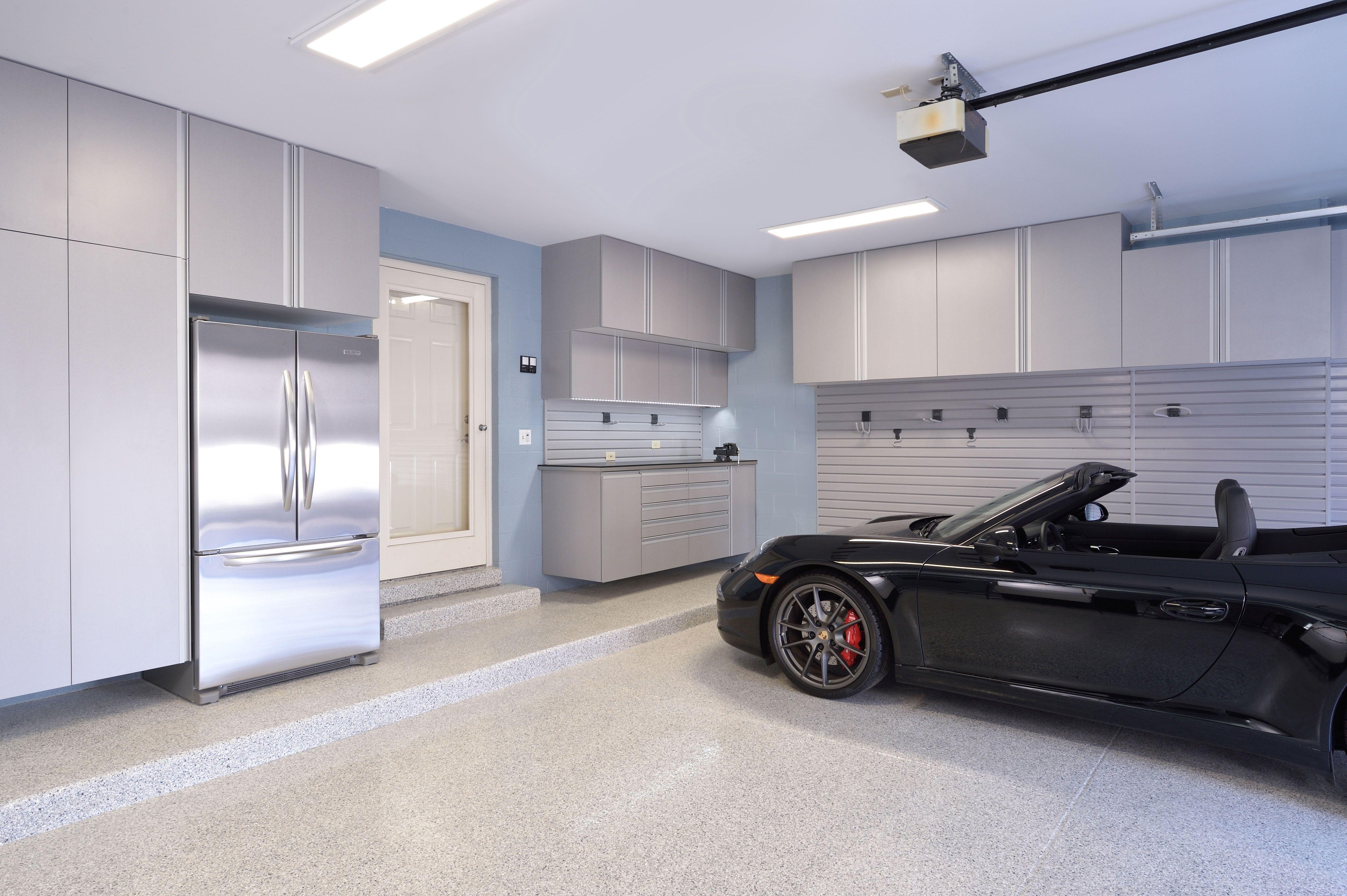 Garage renovation company enjoys sweet second act