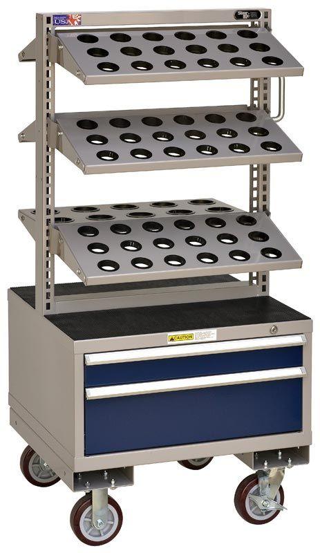 Cnc Tool Cart Shop Organization Tool Cart Workstation