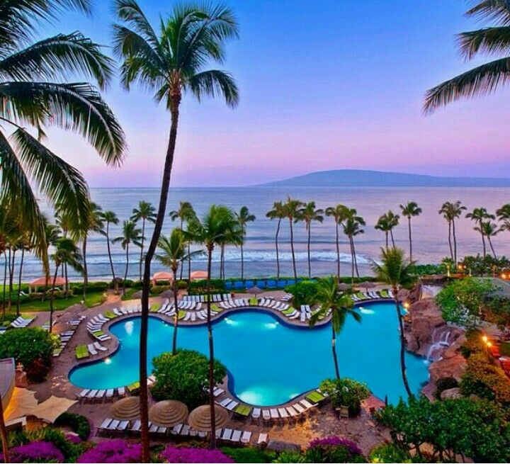 Pin by Amy Murphy on Hawaii Maui resorts, Hawaii resorts