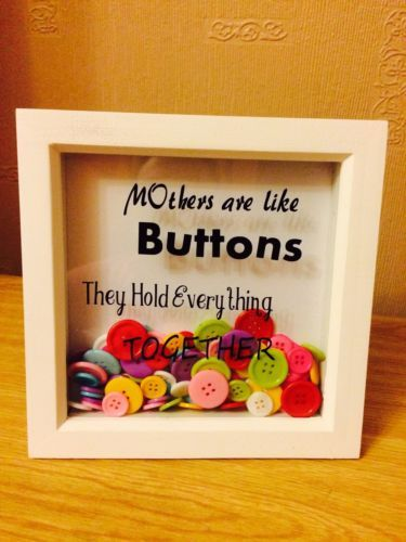 Personalised Mothers Mums Nans Frame Perfect Day Birthday Gift