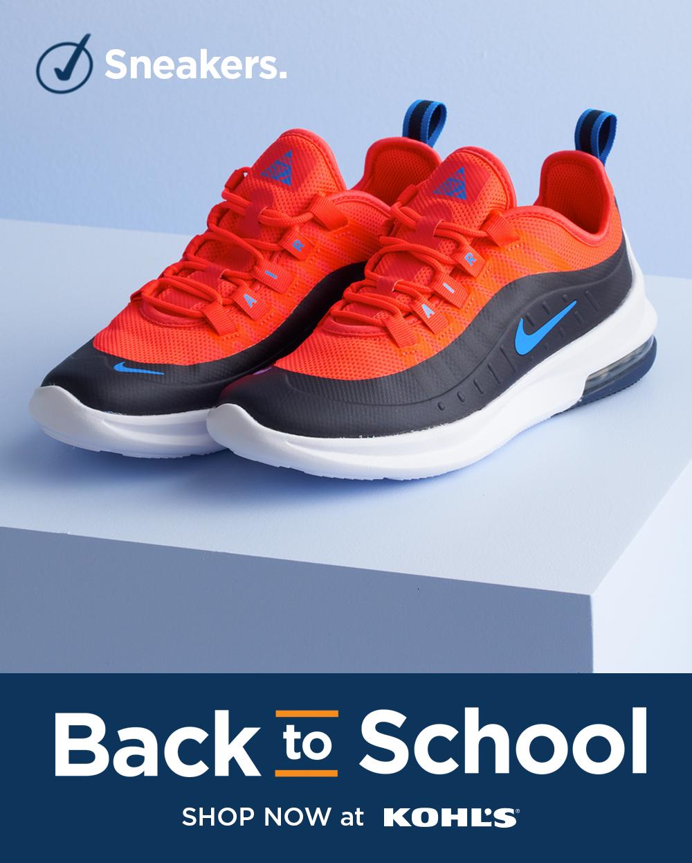 Nike Air Max Axis Preschool Kids