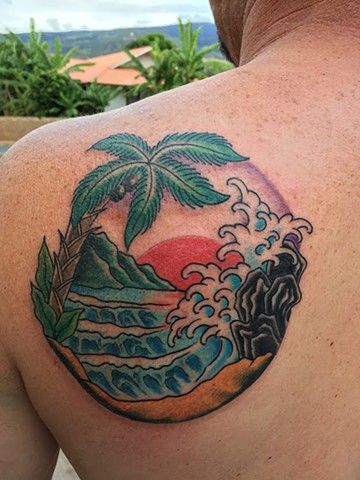 Lahaina Hawaii Tattoos