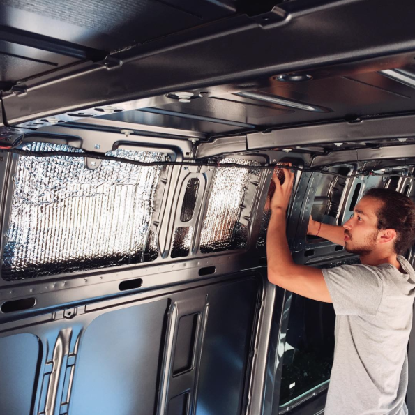 How much does it cost to convert a sprinter van home for How much does it really cost to build a house