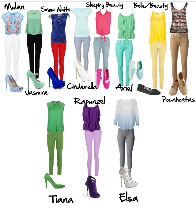 7b9279aec Disney Princess Modern Outfits on Polyvore by MadyOlivia13 on ...
