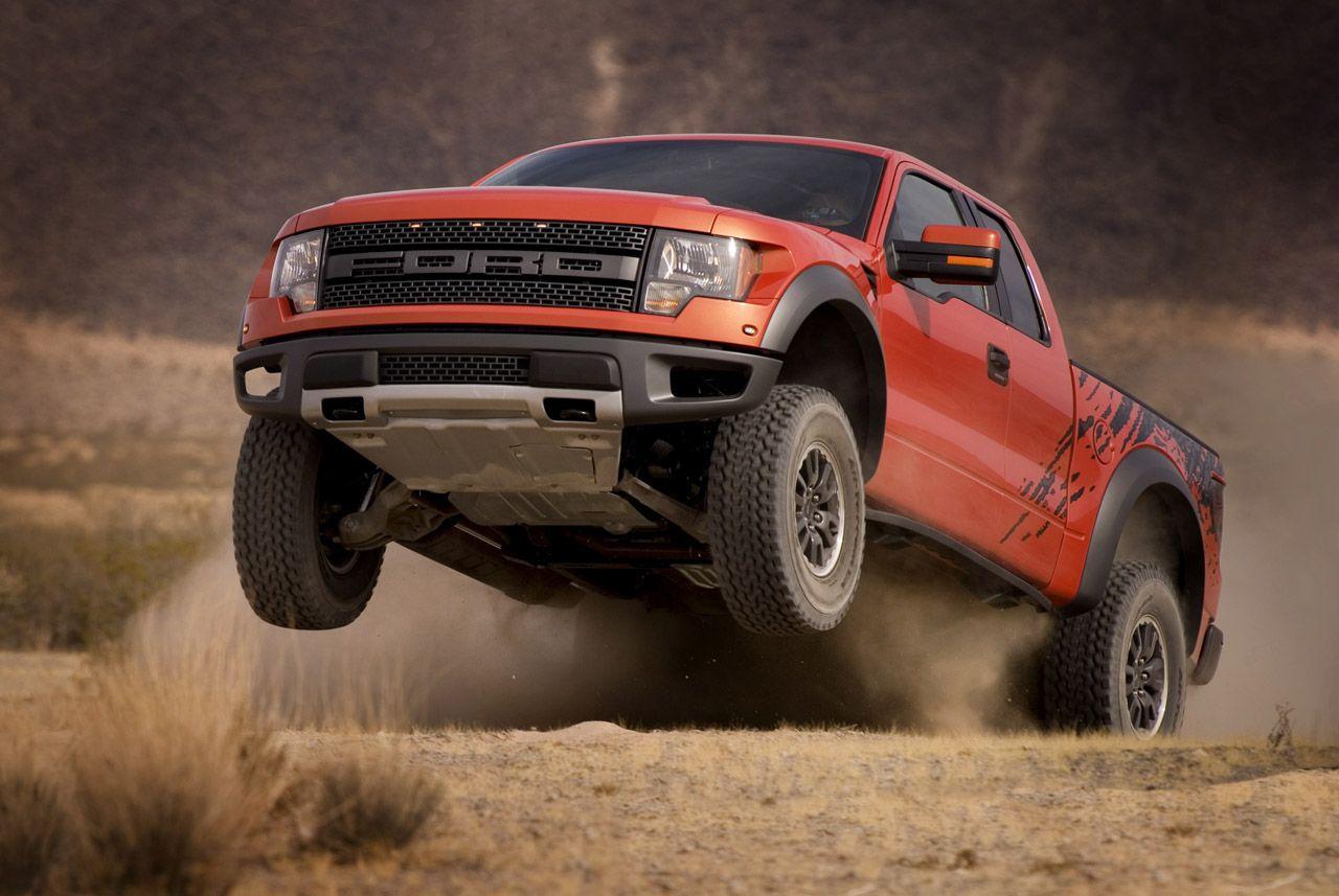Ford raptor f 150 high performance trucks