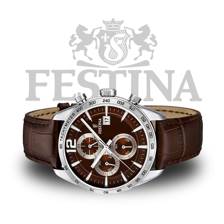 Festina Chronograph F16760 2 mit Tachymeter f971fd4928