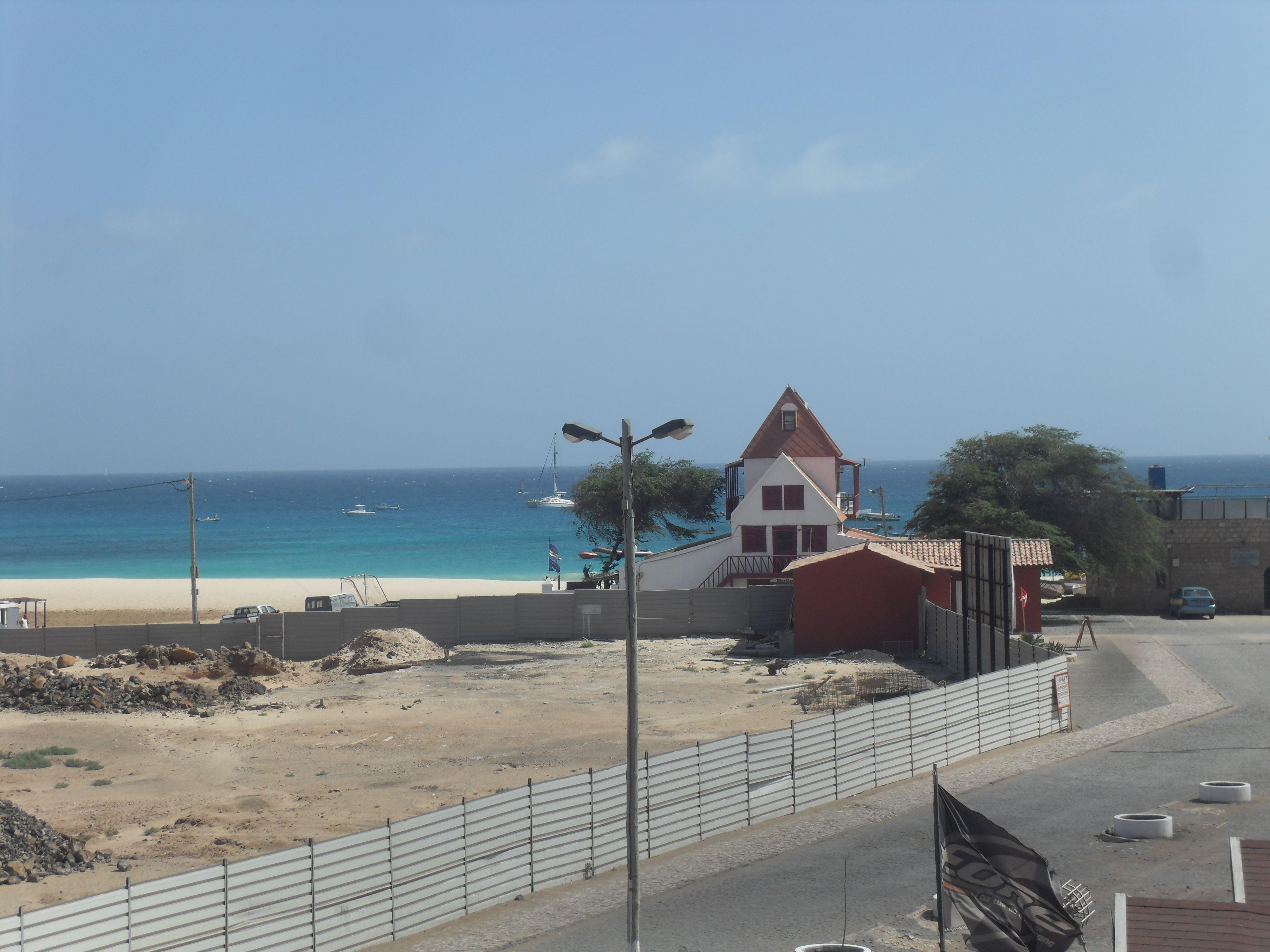 Pier View, Santa Maria, Sal, Cape Verde