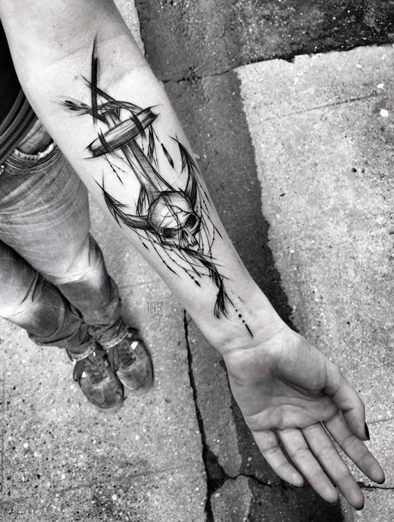 8bd93eacb Polish Tattoo Artist Shows The Beauty Of Imperfection With Her Sketch  Tattoos (10+ Pics