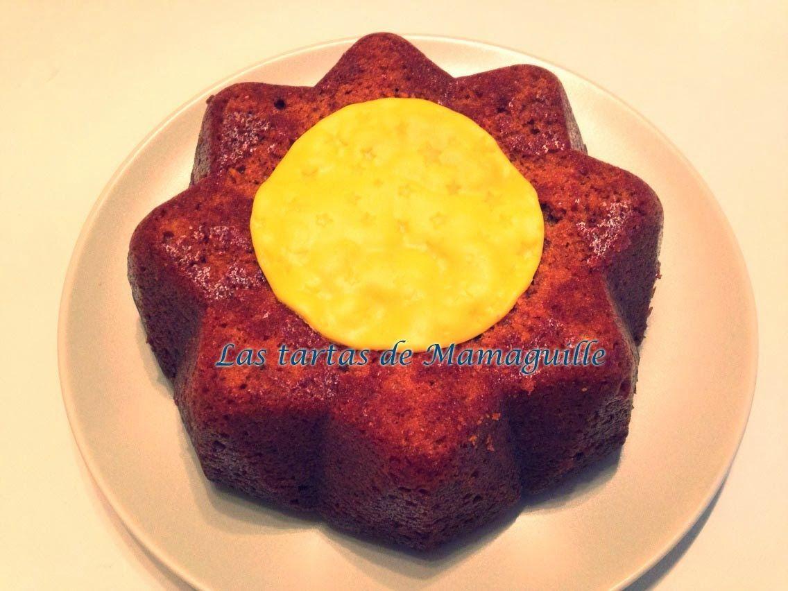 Bundt Cake tomato soul - Las tartas de Mamaguille