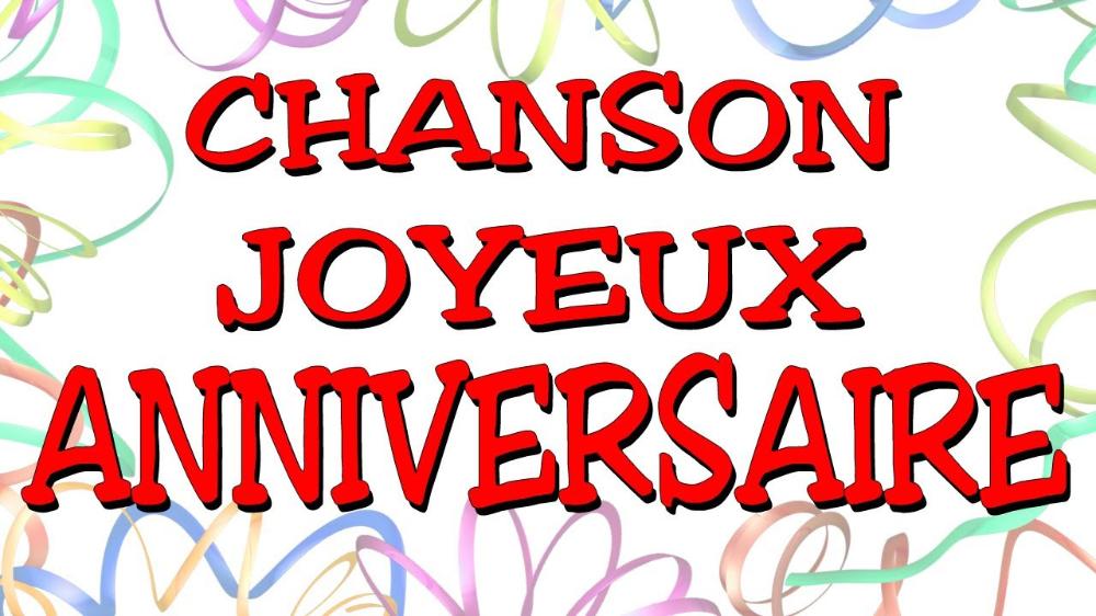 Chanson Joyeux Anniversaire Personnalisee Gratuit Awesome Joyeux Anniversaire Chanson Gra Chanson Joyeux Anniversaire Chanson Pour Anniversaire Chanson Joyeuse