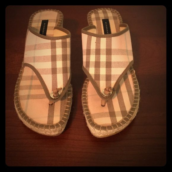 authentic burberry shoes