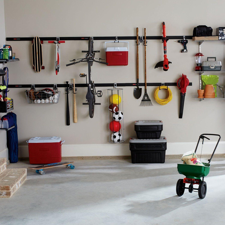 Rubbermaid FastTrack Garage Storage System Cooler Hook, 1784456