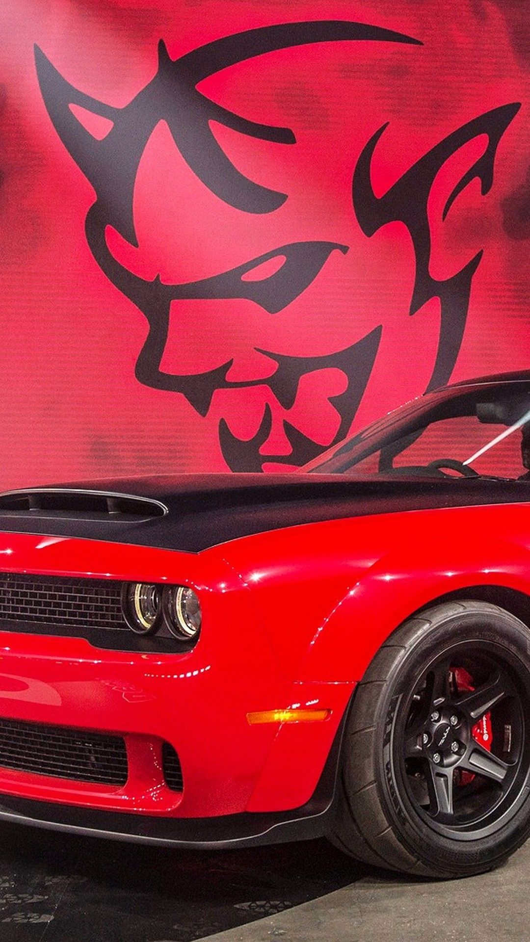 2018 Wallpaper Hd Android Iphone Wallpaper 2018 Dodge Demon