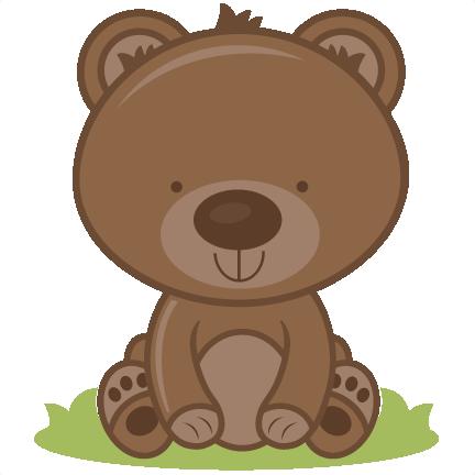 baby bear svg cutting files bear svg cut file baby bear svg file for rh pinterest com baby teddy bear clipart cute baby bear clipart