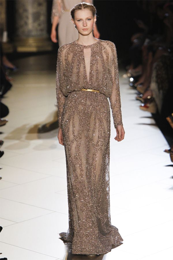 1000  images about Elie Saab on Pinterest  Shows in paris Gold ...