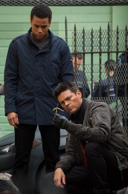 Pictures Photos from Almost Human (TV Series 2013– )