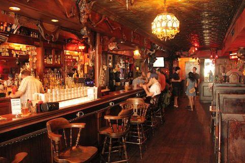 Biker Bars Interior Google Search Saloon Steampunk