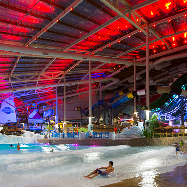 Camelback Lodge Indoor Waterpark Home: Catch The Waves At Camelback Lodge & Indoor Waterpark In