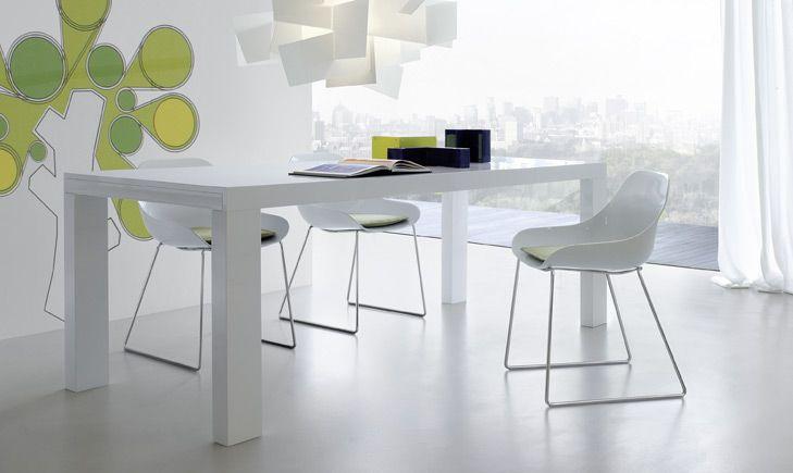Tavoli Da Pranzo Grandi Dimensioni.Tranoi Jesse Arredamento Tavoli Mobili