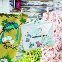 PAVILION CRAFT PATTERNS | Mollie Makes Feathered Friends Templates