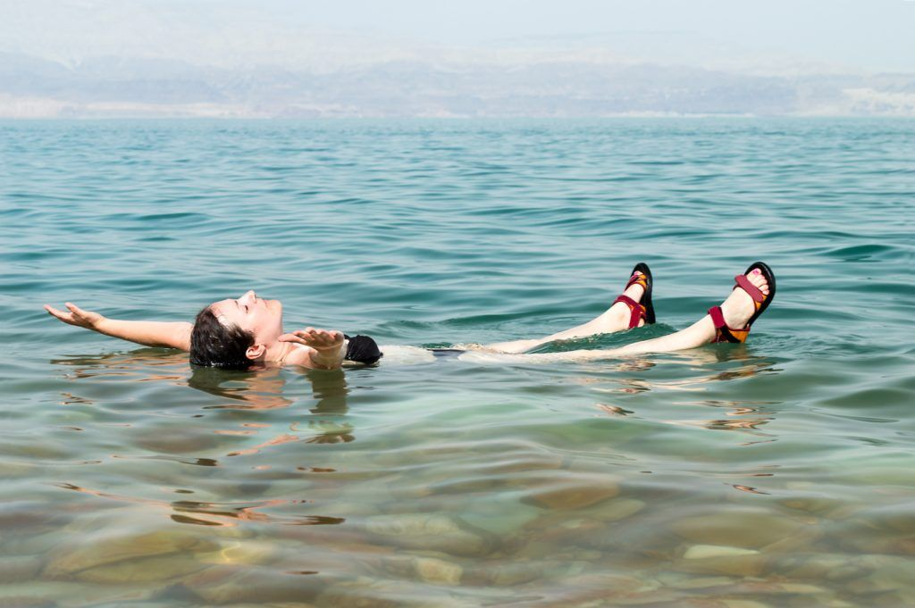 Visiting the Dead Sea (Including Crucial Safety Tips