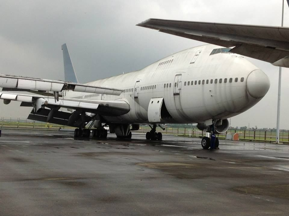 Boeing 747 300 An For Sale Completed The Globe