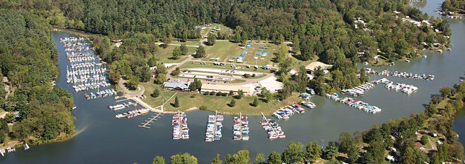 Atwood Lake Marina Dellroy Ohio Lake Boat Mineral City Lake