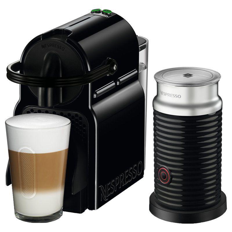 Nespresso Inissia Coffee and Espresso Machine with