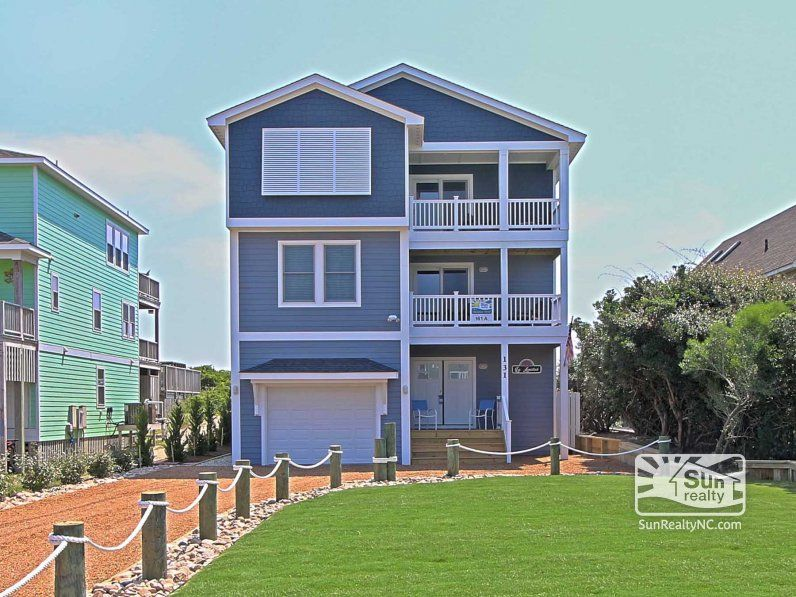 construction (With images) | Outer banks vacation rentals ...