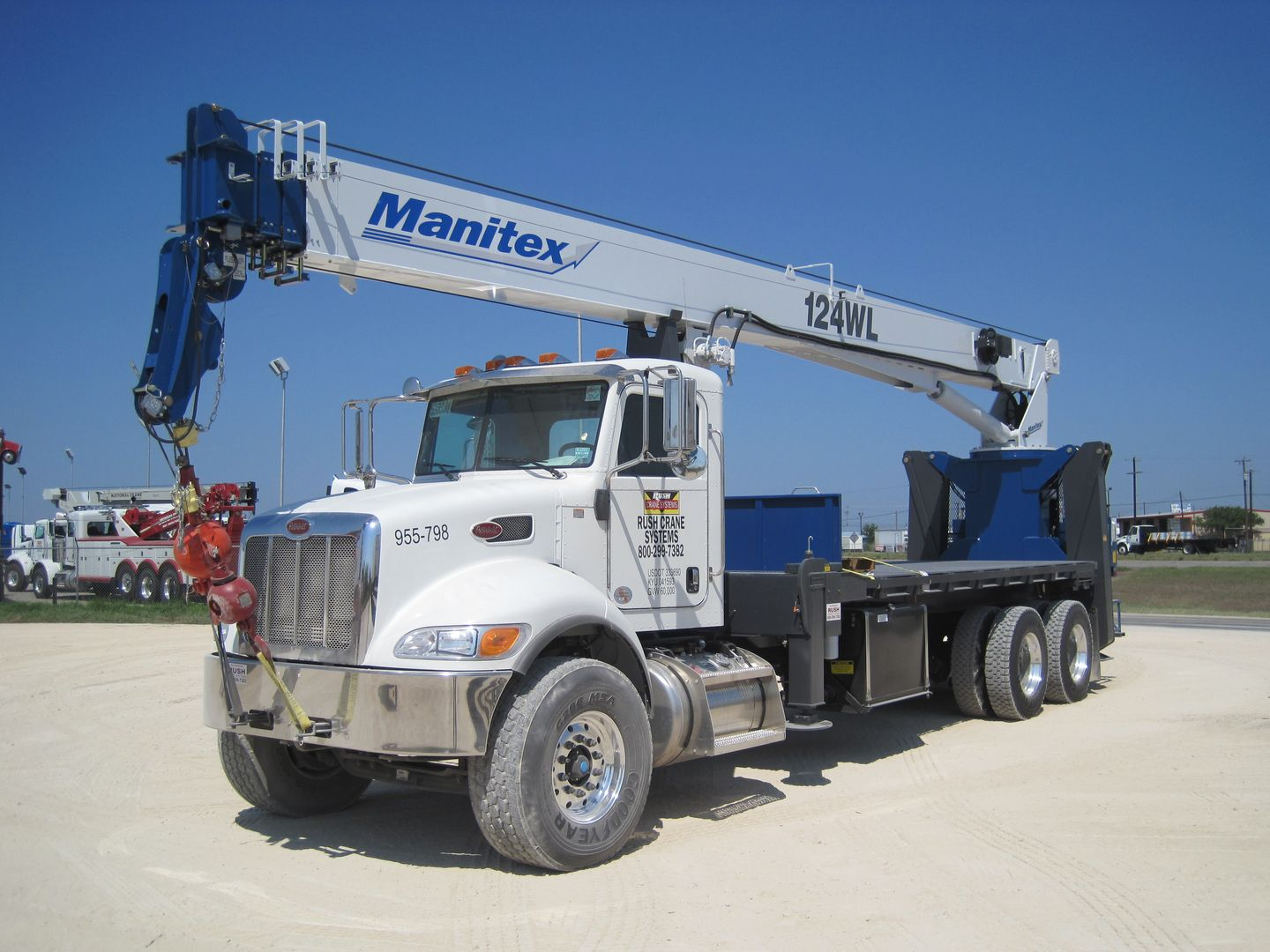 Boom Truck Blog Used Boom Trucks For Sale Sales Rentals Truck Crane Truck Cranes Trucks For Sale Boom Truck