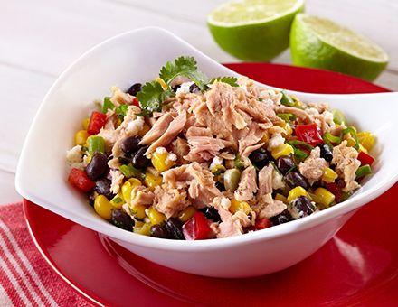 Tuna Salad Recipe Black