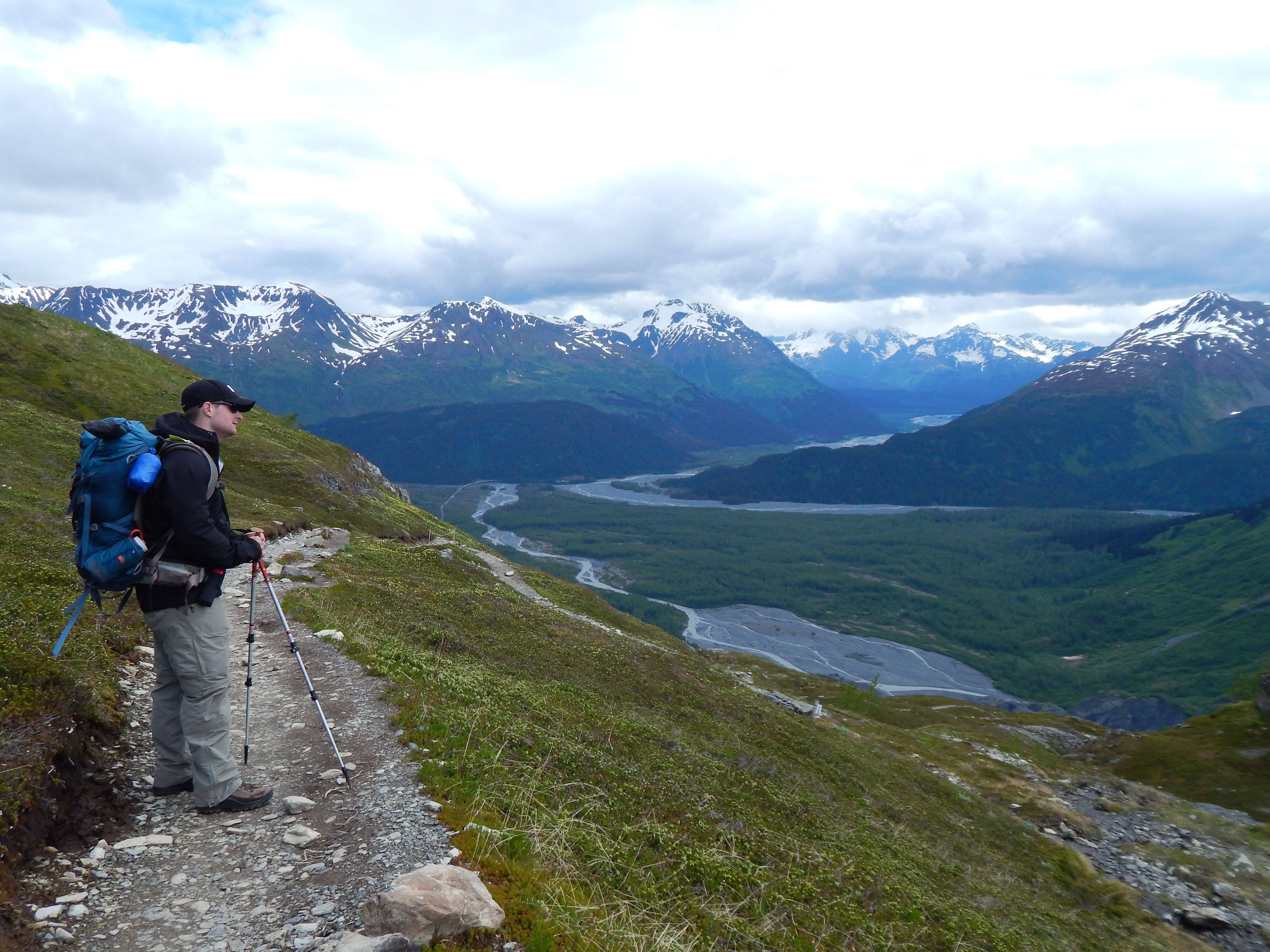 Harding Icefield Trail Kenai Fjords National Park Places I Have