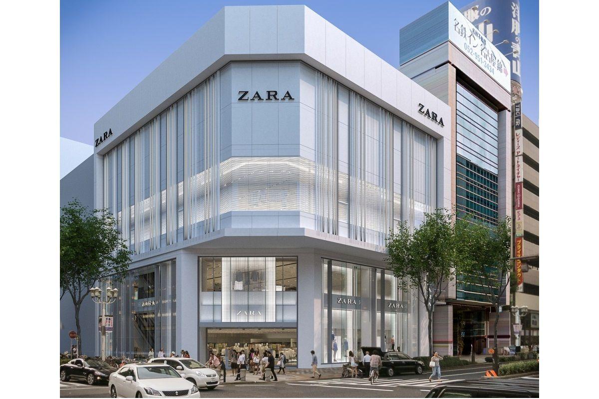 ザラ 名古屋店がリニューアルオープン国内最大級の品ぞろえに